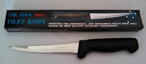 Filet Knife - Surgical Stainless Steel - 6 Inch Blade
