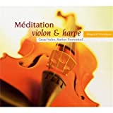 echange, troc Compilation, Jan Benda - Méditation, Violon & Harpe /Vol.1
