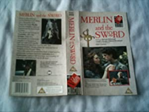 Merlin and the Sword Aka Arthur and the King Video Malcolm McDowell Candice Bergen Edward Woodward