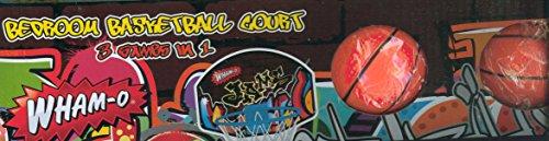 Wham-o Bedroom Basketball Court