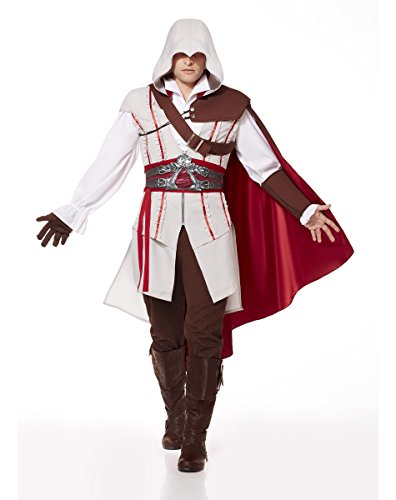 Spirit Halloween Adult Ezio Costume - Assassin's Creed