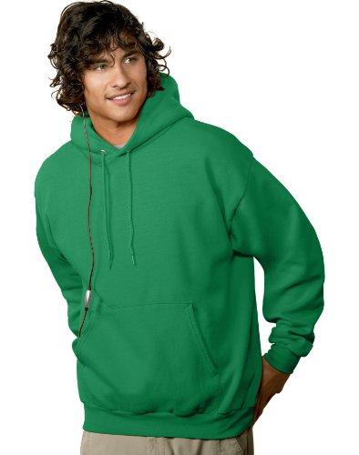 Hanes Comfortblend Ecosmart Pullover Hoodie Sweatshirt front-388395