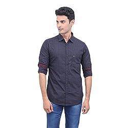Urbantouch Mens Chechered Shirt