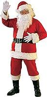 Rubie's Costume Flannel Santa Suit Costume