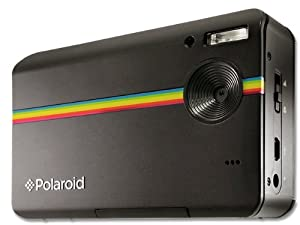 Polaroid Z230 10MP Digital Instant Print Camera (Black)