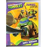 Teenage Mutant Ninja Turtles Jumbo Coloring & Activity Book 96pgs. ~ Shell Shocked