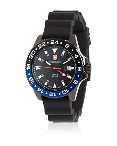 Swiss Military Reloj de cuarzo Man Gmt 42 mm