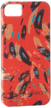 Rebecca Minkoff I Phone Case-Runway Print S650N001 Laptop Bag,Red,One Size