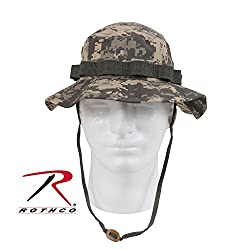 ACU Digital Camouflage Boonie Hat Size 7.75