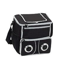 Travelwell Sound Cooler Color: Black