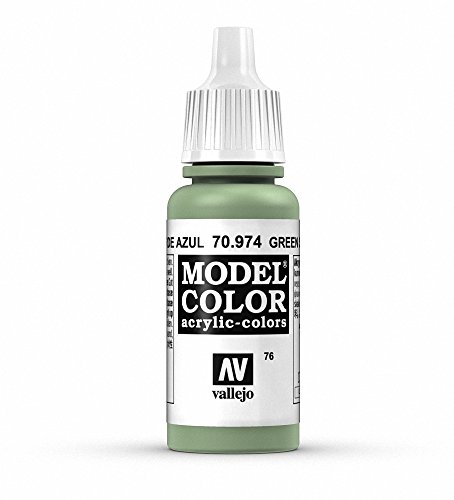 Vallejo Green Sky Paint, 17ml
