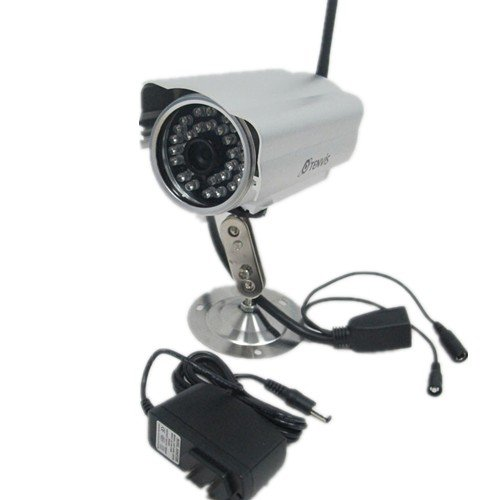 Tenvis Ip602w outdoor Wireless Wifi ip camera, Waterproof 30 IR LED 20m Night Vision CMOS CCTV Security System PT Control Silvery at Sears.com