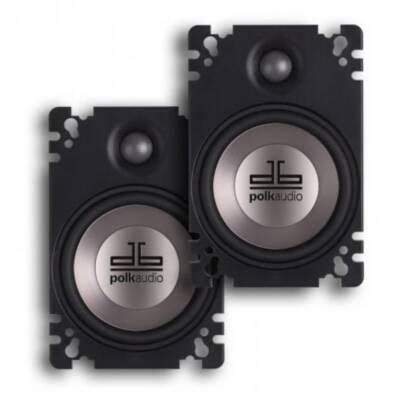 """Polk Audio Db461P 4"""" X 6"""" Plate-Style Two-Way Loudspeaker"""