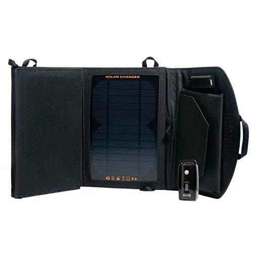 Opteka 14WATT Dual EcoPanel Rapid Solar Charger Photo