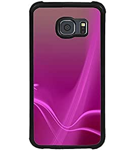 ColourCraft Printed Design Back Case Cover for SAMSUNG GALAXY S6