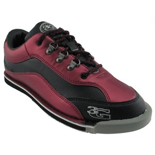 Buy 900 Global Sport Deluxe Black/Red Bowling Shoes B0040E3QHG