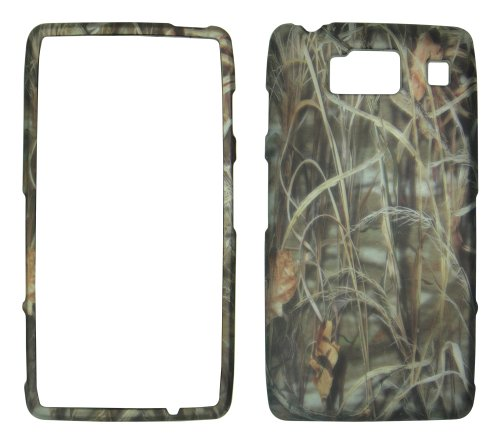 Camo Hay Motorola Droid Razr HD / Fighter / XT926 Case Cover Hard Phone Case Snap-on Cover Rubberized Touch Faceplates motorola razr v3i