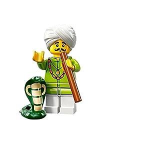 SEALED - Lego Series 13 Minifigure - Snake Charmer - #4 CMF 71008