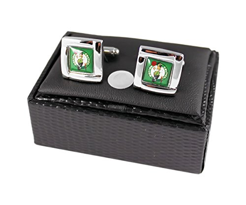Boston Celtics - NBA Team Logo Cufflinks