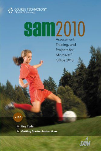 SAM 2010 Assessment, Training, and Projects v2.0 Printed...