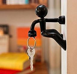 Creative Gift Key Pete Doorman Magnetic Keychain by GokuStore