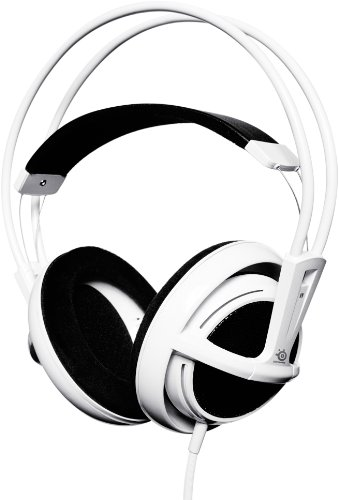 Steelseries Siberia Fullsize Headset White