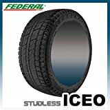 フェデラル(FEDERAL) スタッドレスタイヤ 4本セット ICEO 225/40R18