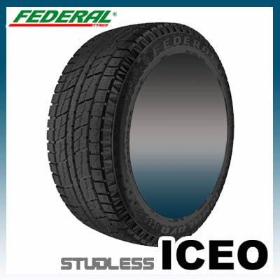FEDERAL(フェデラル) スタッドレスタイヤ ICEO 195/60R15 195/60-15