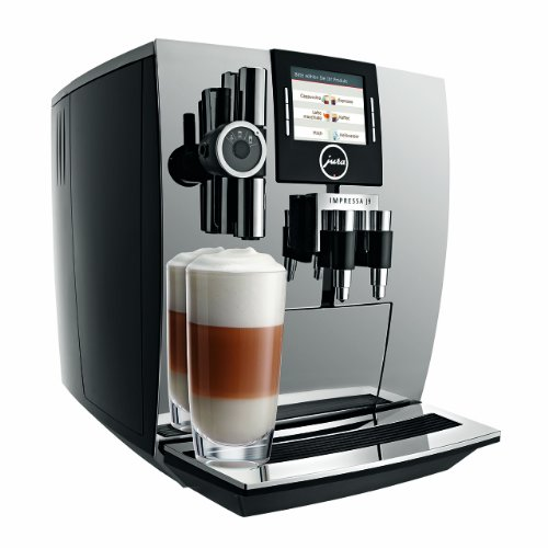 Jura Kaffee-Vollautomat Impressa J 9 One Touch TFT chrom thumbnail