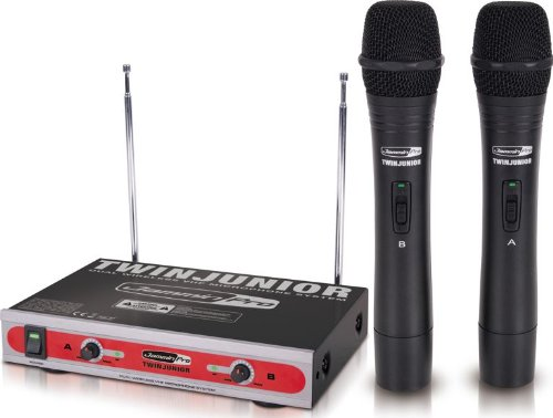 Jammin Pro Twinjunior Wireless Microphones And Wireless Microphone Systems