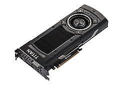 ASUS Nvidia GTX TITAN X 12GB DDR5 : The Ultimate Graphics Powerhouse GTXTITANX-12GD5 PCI-E GRAPHIC CARD (1000 MHz, GDDR5, 384 Bit)
