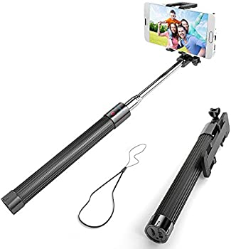 Enther Monopod Extendable Wireless Selfie Stick
