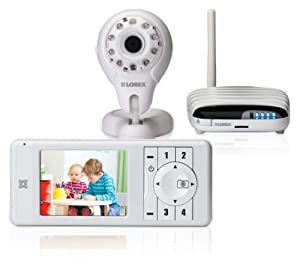 Lorex LW2031 LIVE connect Wireless Video Monitor with Skype