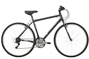 Activ Men's Glendale City Urban Bike - Grey, 700C cm