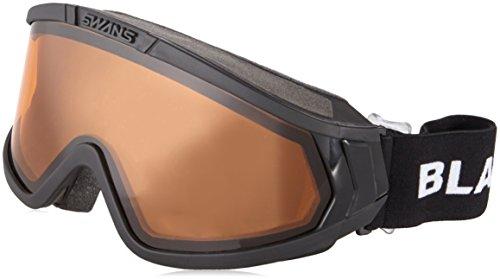 Black Crevice Skibrille für Brillenträger