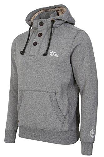 ukminimarket-sweat-shirt-a-capuche-homme-gris-gris-chine-taille-xl
