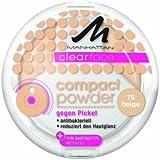 Manhattan CF Compact Powder 75 1er Pack(1 x 9 grams)