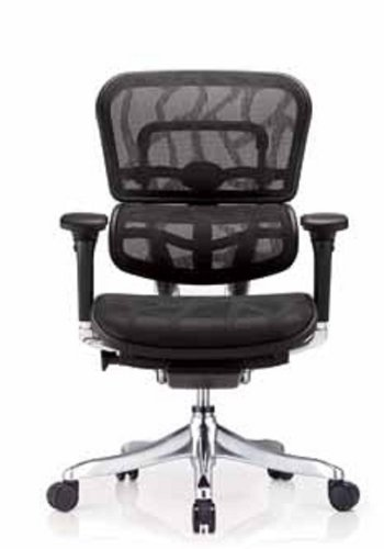 Eurotech MF5ERGLTLO Office Desk Chair With Free Shipping & Lifetime Manufacturer Warranty