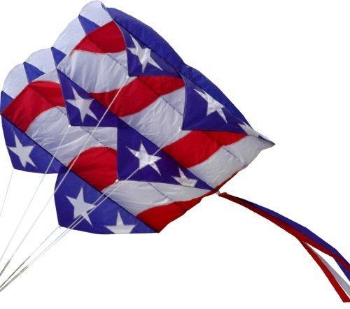 Parafoil 7.5 Kite – Patriotic by Premier Kites jetzt bestellen
