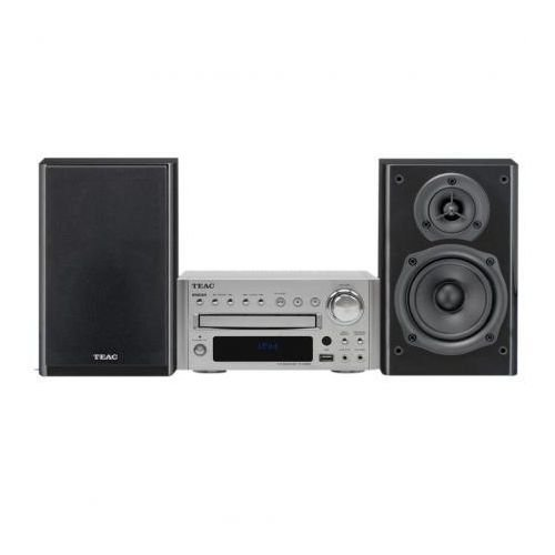 TEAC TC-X350i-S, Ricevitore CD in colore argento
