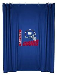 New York Giants Shower Curtain (72x72) NFL