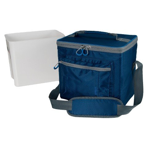 Embark 12 Can Mini Rec Cooler - Blue (Embark Cooler 12 Can compare prices)