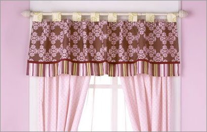 Cocalo Baby Sophie Window Valance