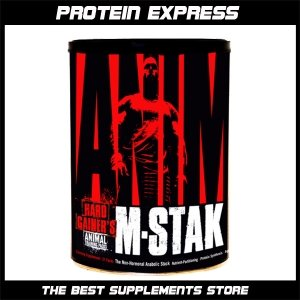 Universal Nutrition Animal M Stak -- 21 Packets
