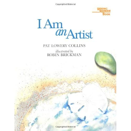 I Am an Artist by Pat Collins