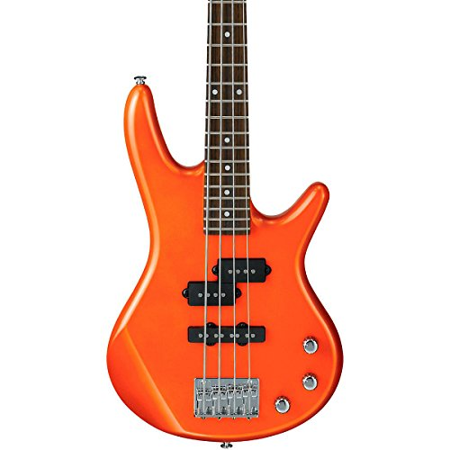Ibanez GSRM20 Mikro Short-Scale Bass Guitar Roadster Orange