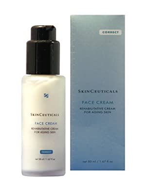 Best Cheap Deal for Skinceuticals Face Cream Rehabilitative Cream For Aging Skin, 1.67-Ounce Pump Bottle by SkinCeuticals - Free 2 Day Shipping Available