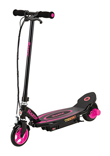 Razor Power Core E90 Electric Scooter, Pink (Razor Power Scooter compare prices)