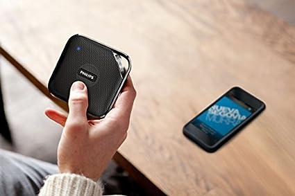 Philips-BT2500B/37-Portable-Bluetooth-Speaker