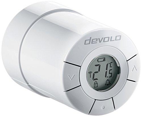 Devolo 9356 Home Control Heizkörperthermostat weiß